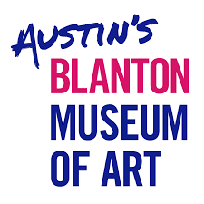 Austin's Blanton Museum of Art Logo
