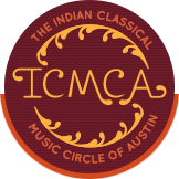 Indian Classical Music Circle of Austin Logo