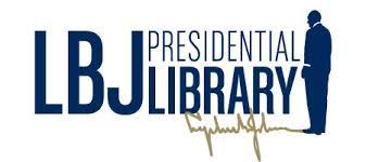 LBJ Presidental Library Logo