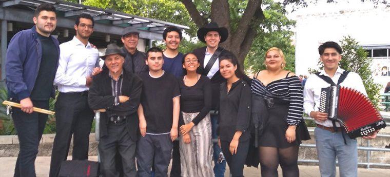 UT Conjunto Ensemble