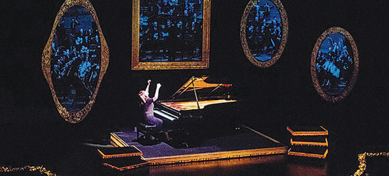 Pianist Mona Golabek