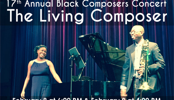 17th Annual Black Composers Concert