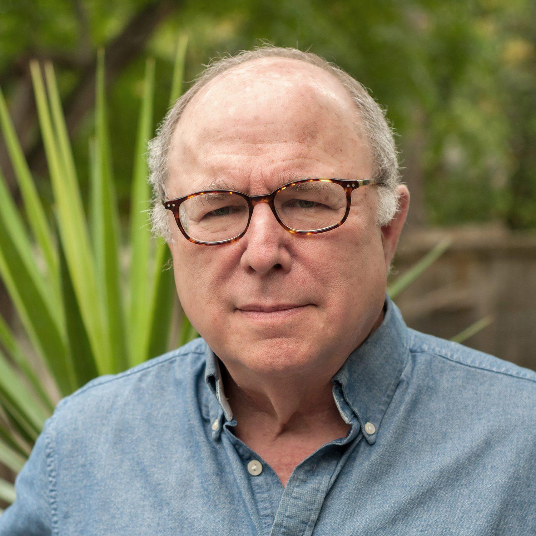 Color photo of Professor Robert Abzug